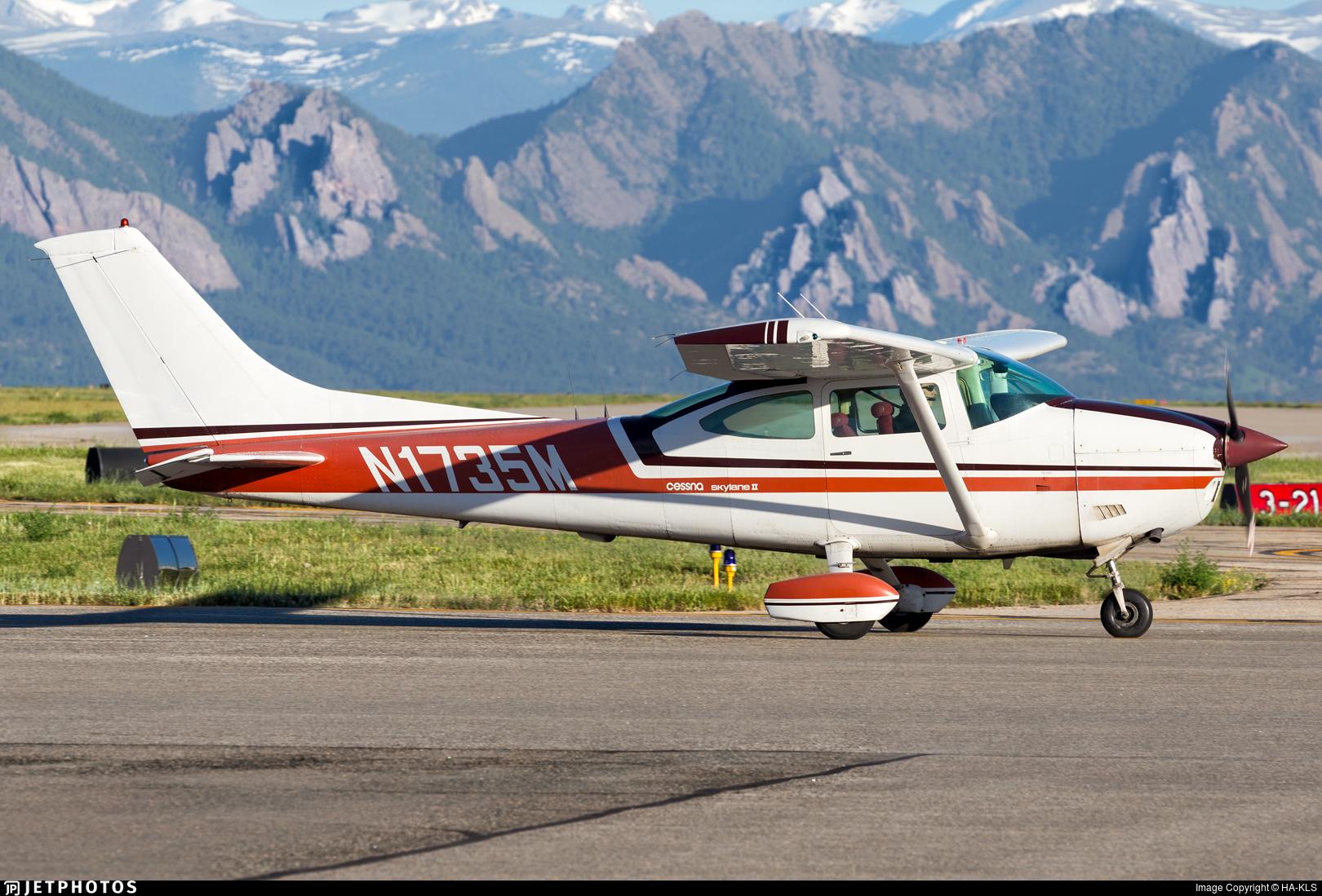 N1735M - Cessna 182P Skylane II - Private