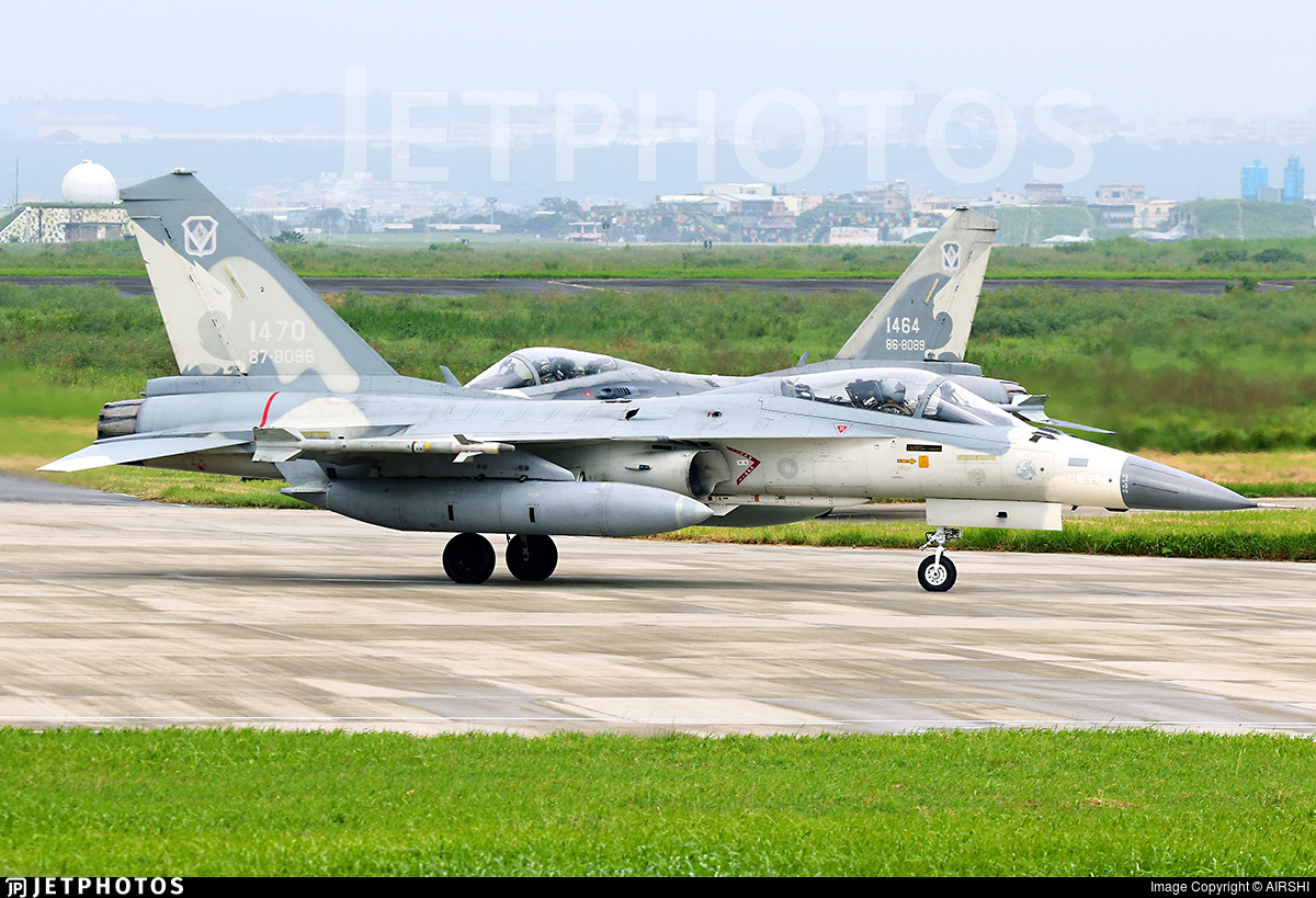 1470 - AIDC F-CK-1C Ching Kuo - Taiwan - Air Force