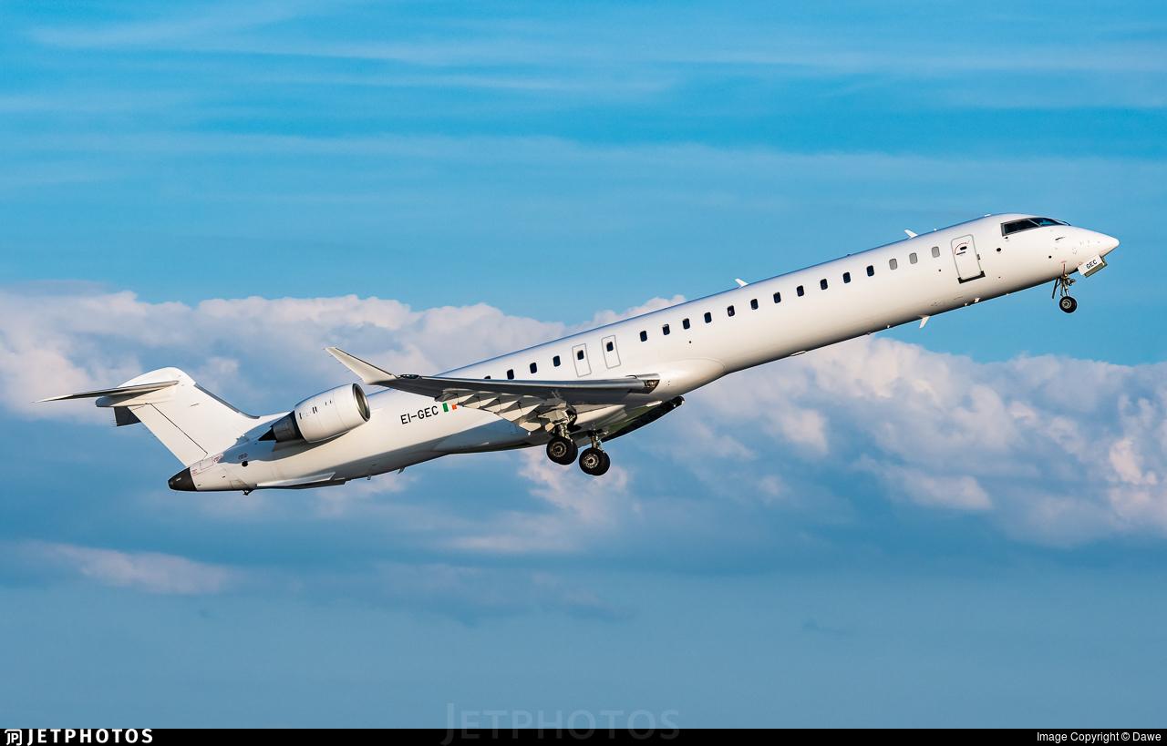 EI-GEC - Bombardier CRJ-900 - CityJet