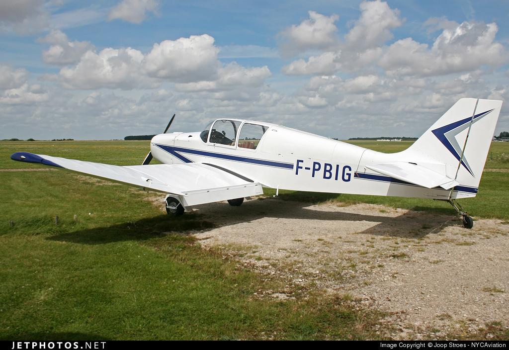 F-PBIG - Jodel D140E Mousquetaire IV - Private