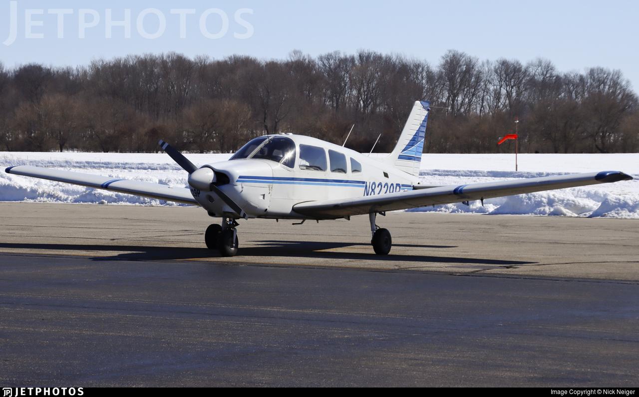 N8229P - Piper PA-28-181 Archer - Private