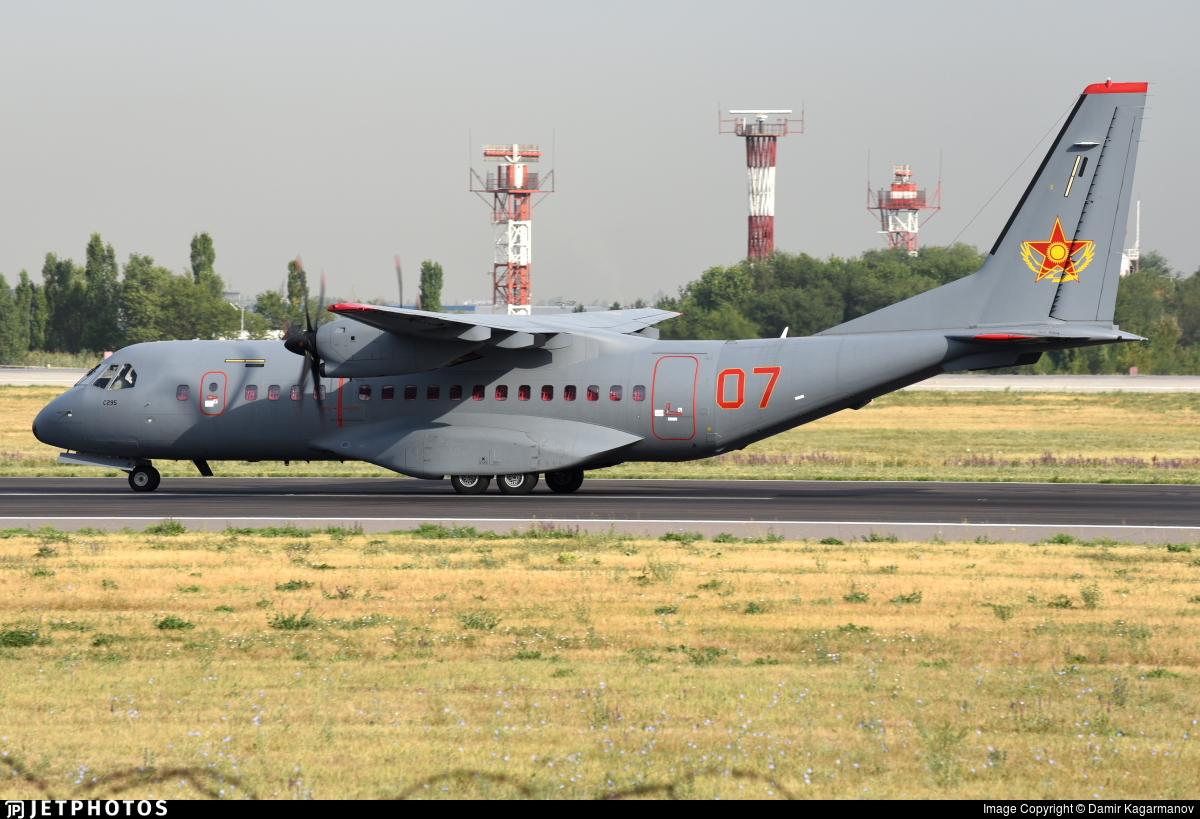 07 - CASA C-295M - Kazakhstan - Air Force
