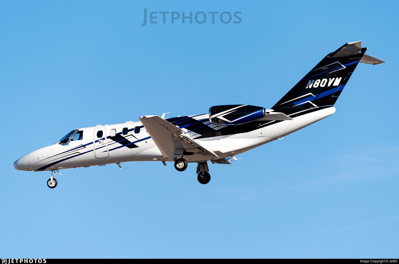 N80VM - Cessna 525B CitationJet 3 - Thrive Aviation