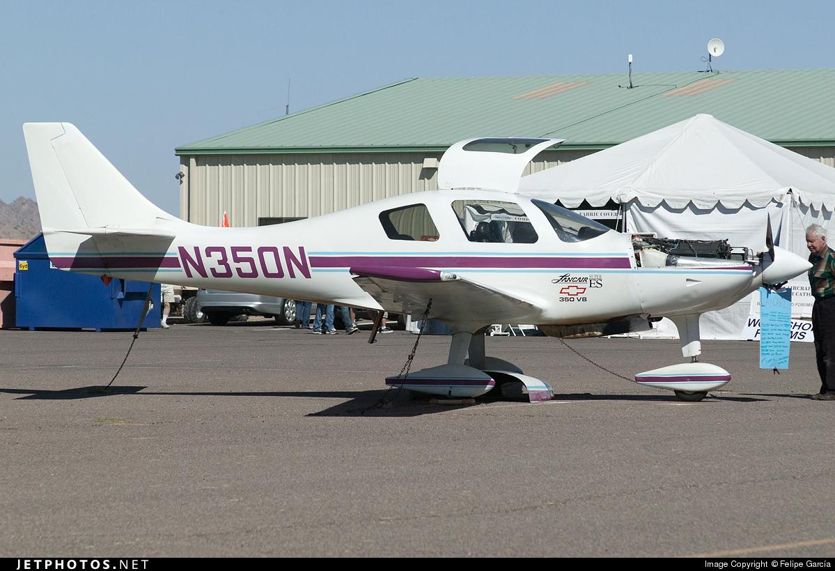n350n lancair es private felipe garc a jetphotos rh jetphotos com lancair es-p specs lancair es-p performance