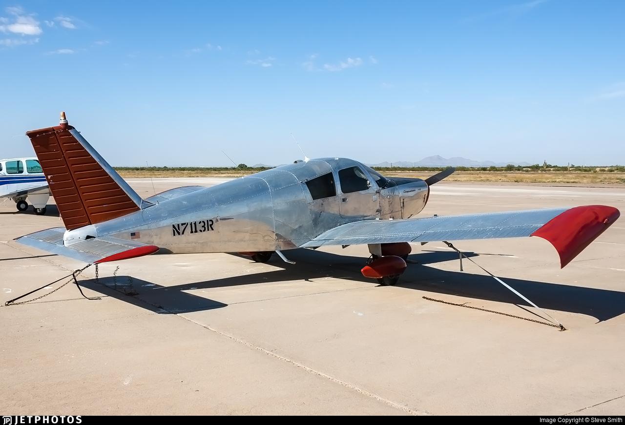 N7113R - Piper PA-28-140 Cherokee - Private