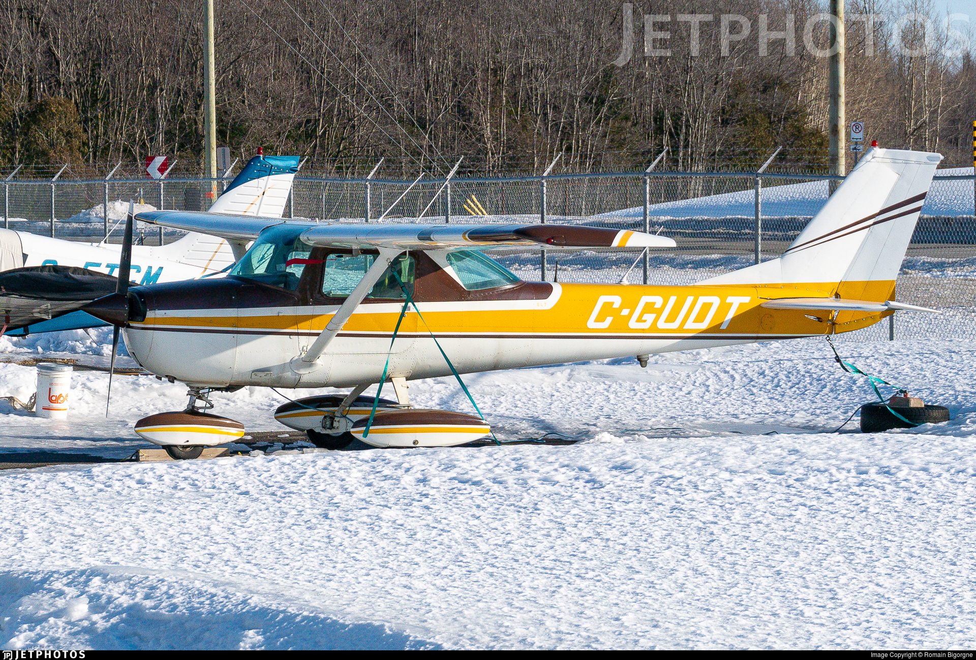 C-GUDT - Cessna 150K - Private