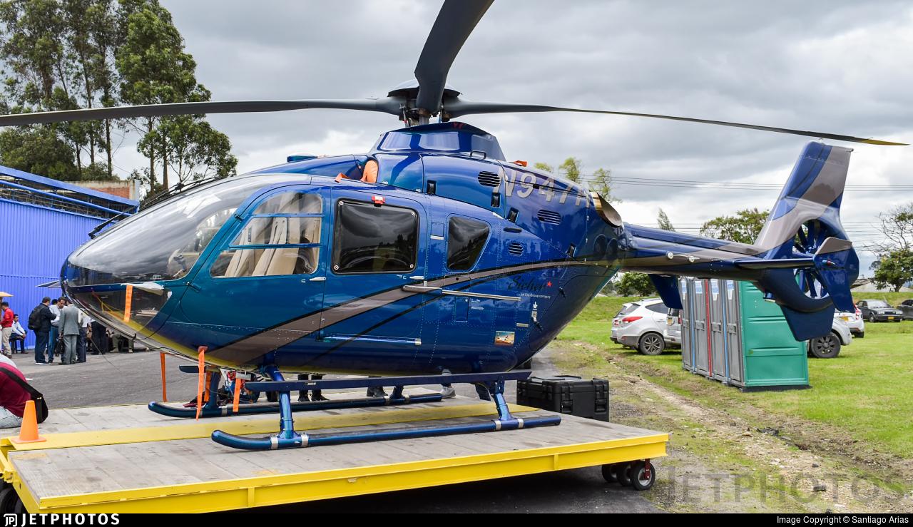 N947R - Eurocopter EC 135P2 - Private