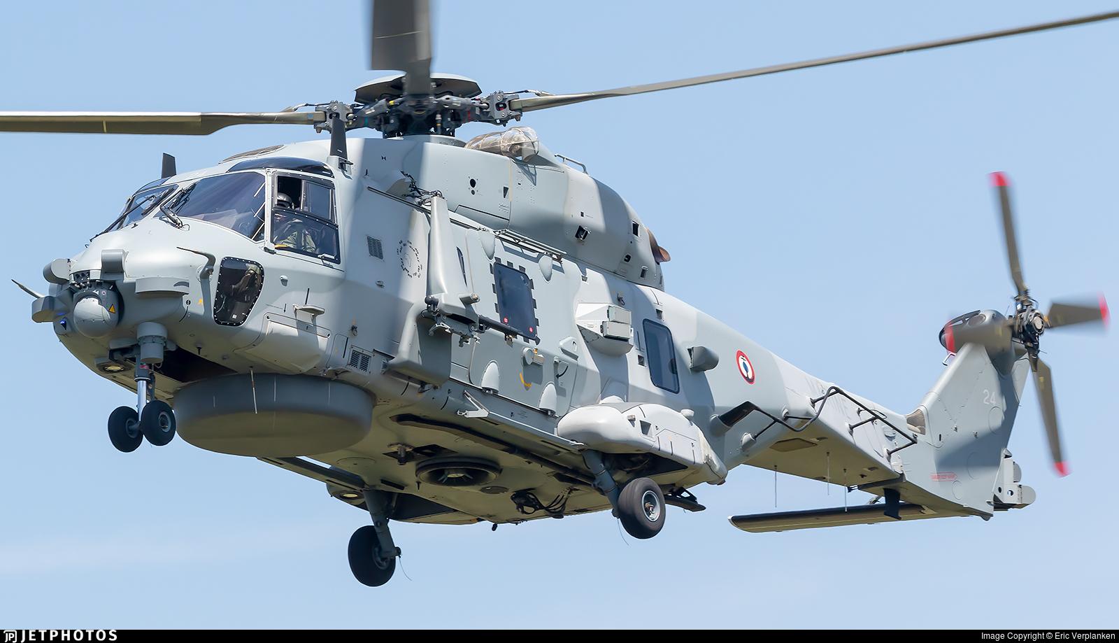24 - NH Industries NH-90NFH - France - Navy