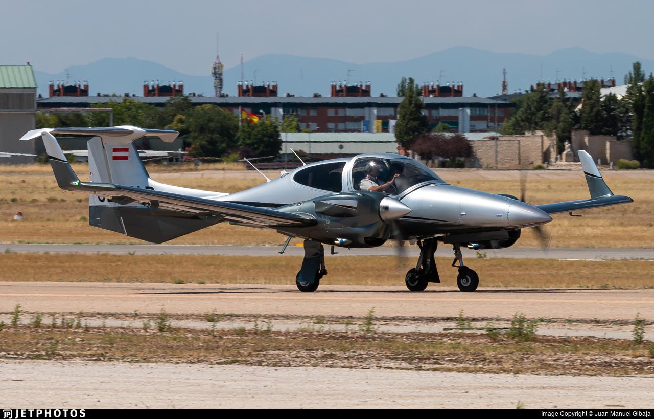 OE-FAB - Diamond DA-42 Twin Star - Aeris Gestion