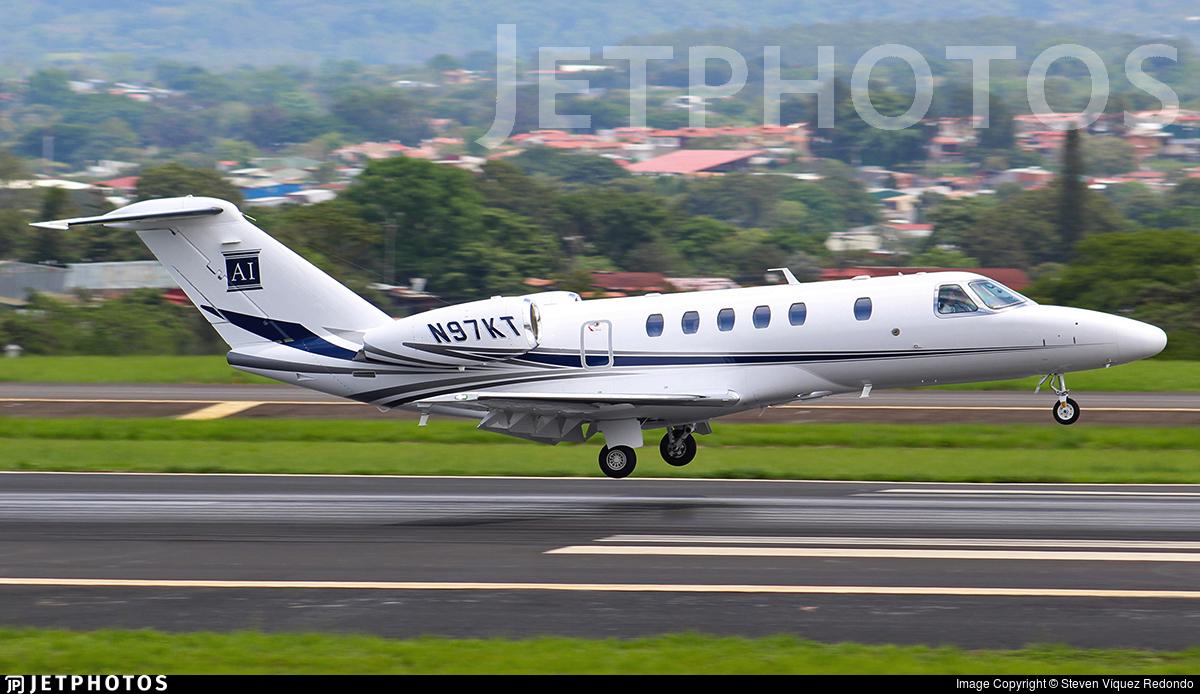 N97kt Cessna 525 Citation Cj4 Ktkj Sky Link Steven