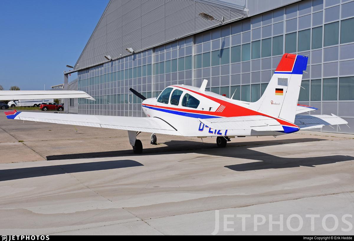 D-EIZT - Beechcraft F33A Bonanza - Private