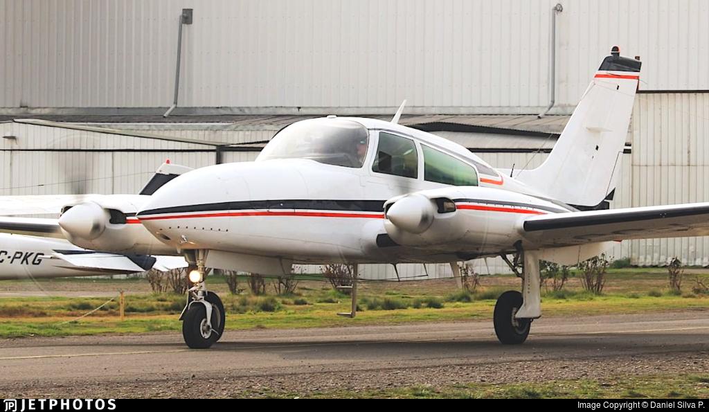 CC-LRE - Cessna 310R II - Private
