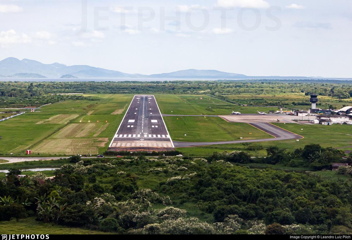 SBJV - Airport - Airport Overview