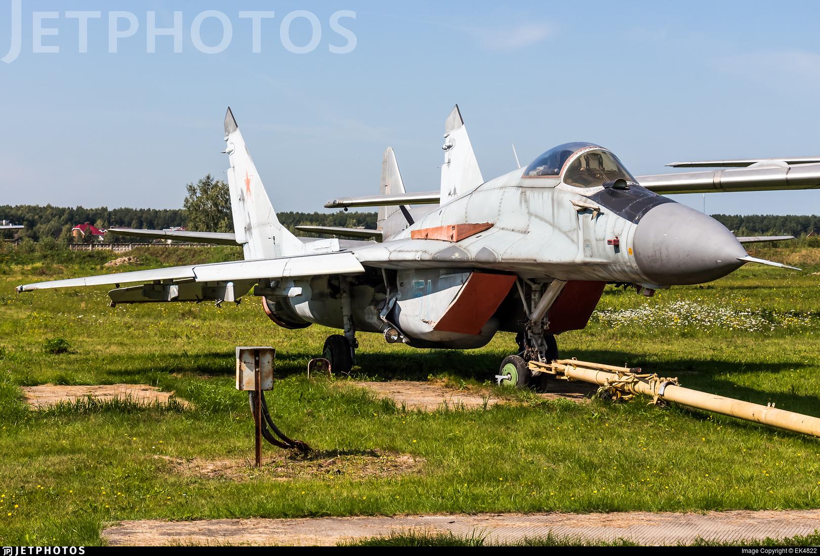 51 - Mikoyan-Gurevich MiG-29K Fulcrum D - Russia - Navy