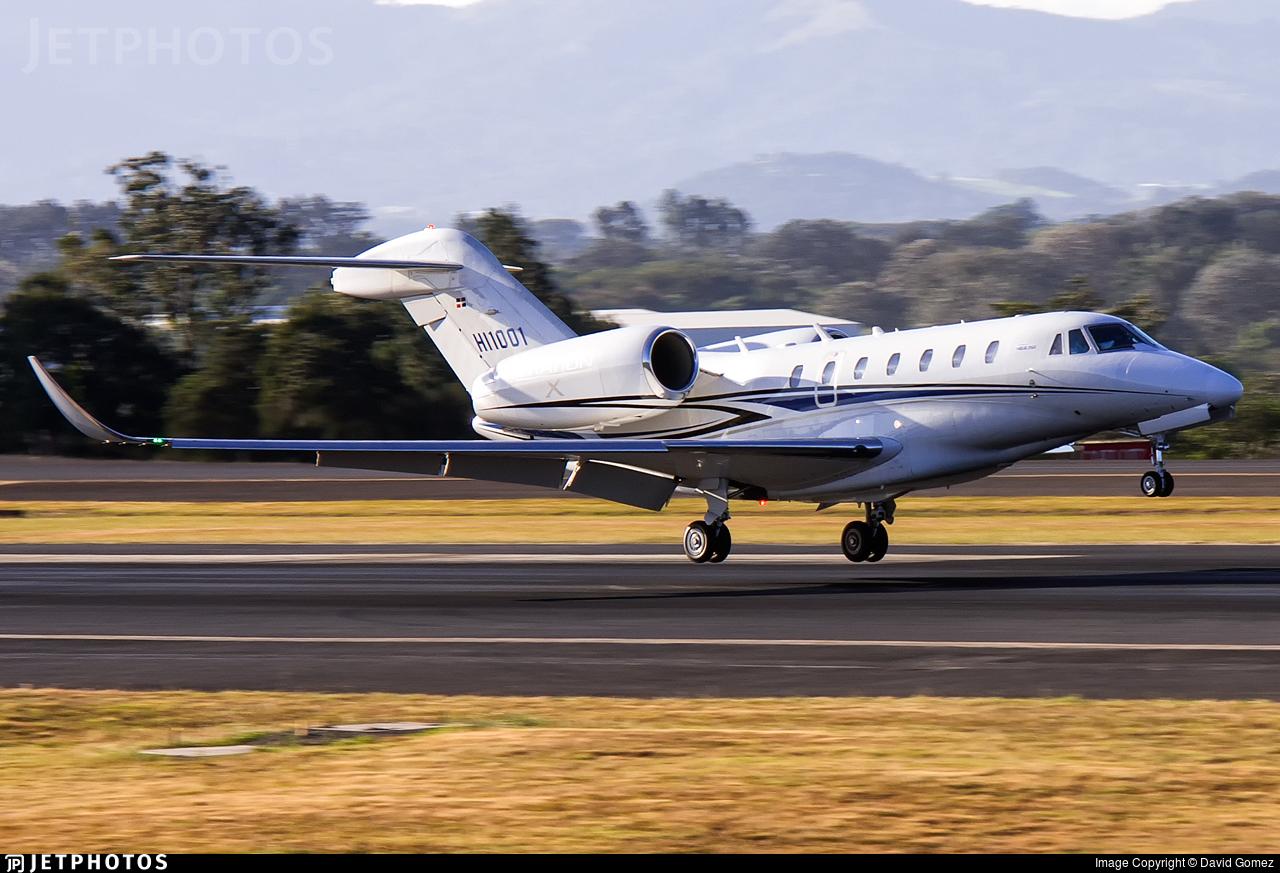 HI1001 - Cessna 750 Citation X - Helidosa