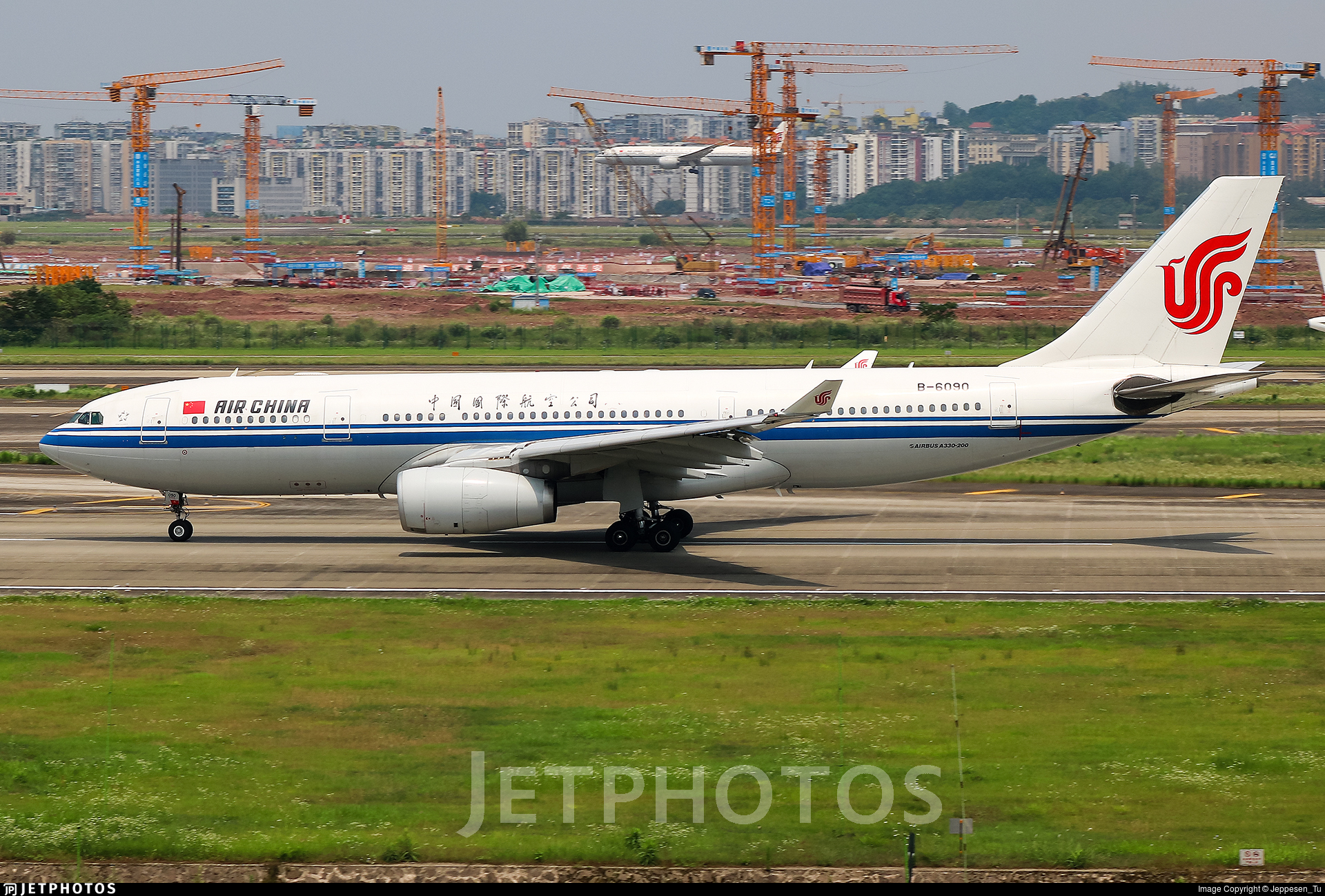 B-6090 - Airbus A330-243 - Air China
