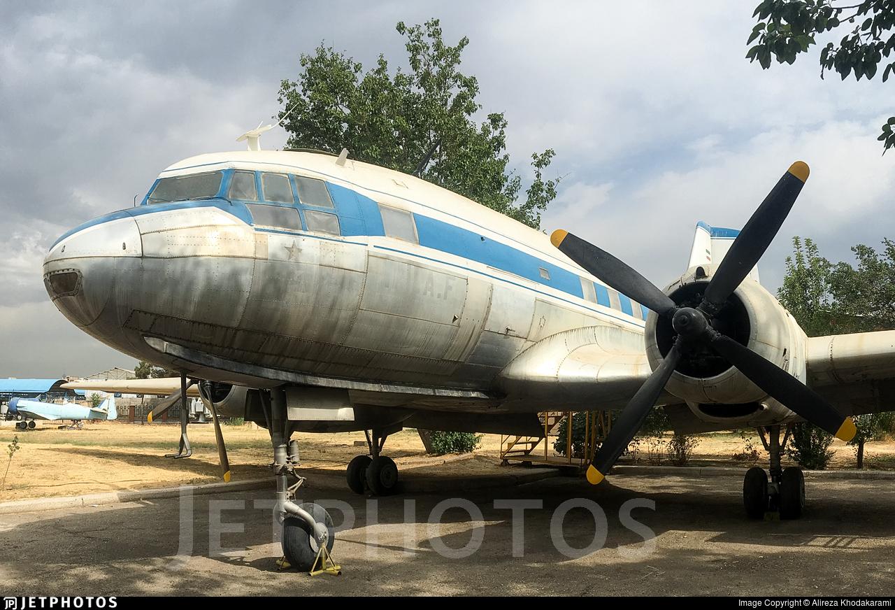 5-55 - Ilyushin IL-14P - Iran - Air Force