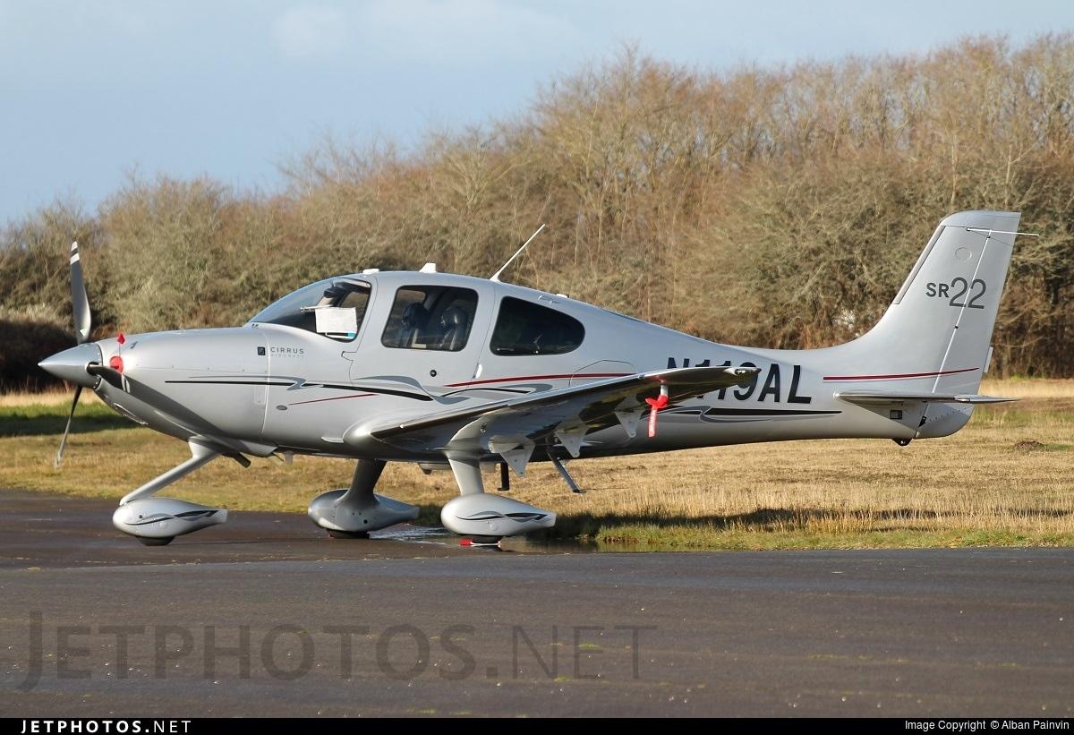 N119AL - Cirrus SR22 - Private
