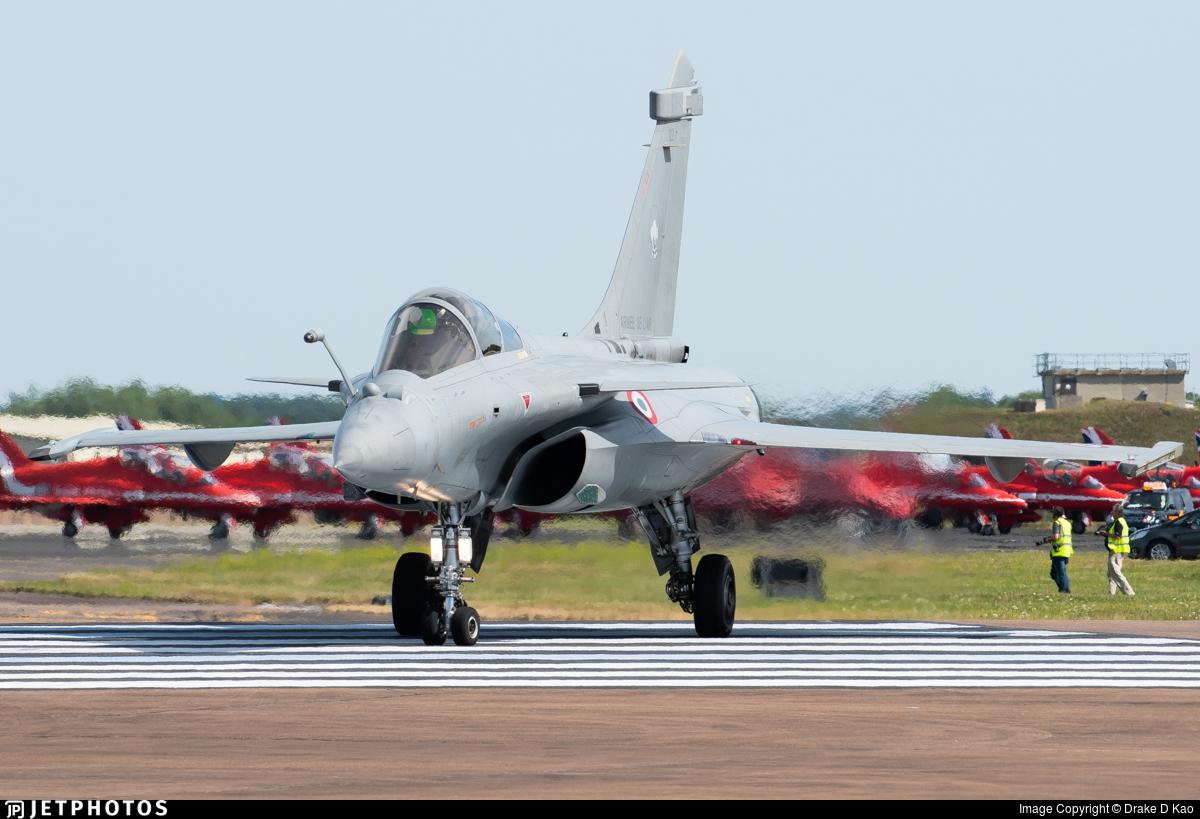 122 - Dassault Rafale C - France - Air Force