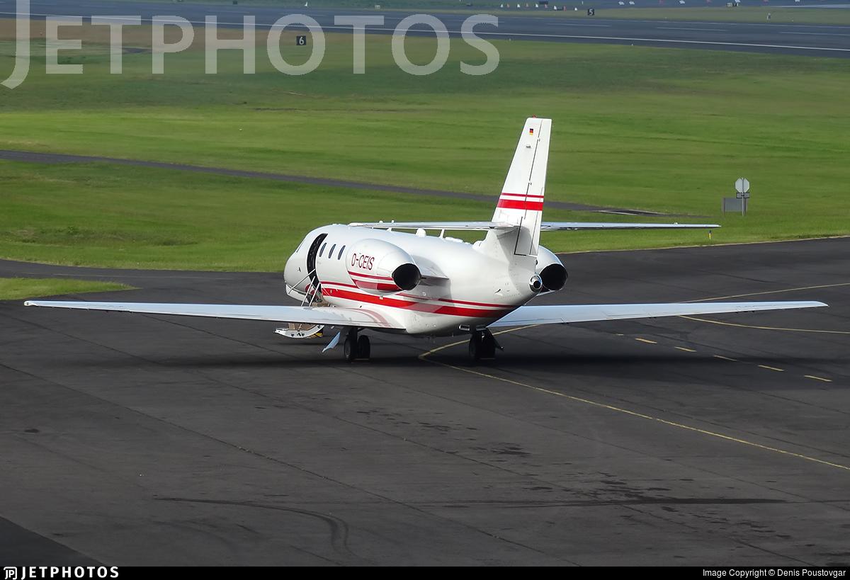 D-CEIS - Cessna 680 Citation Sovereign - Private