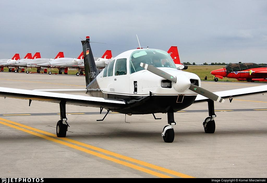 D-EIPC - Beechcraft C23 Sundowner - Private