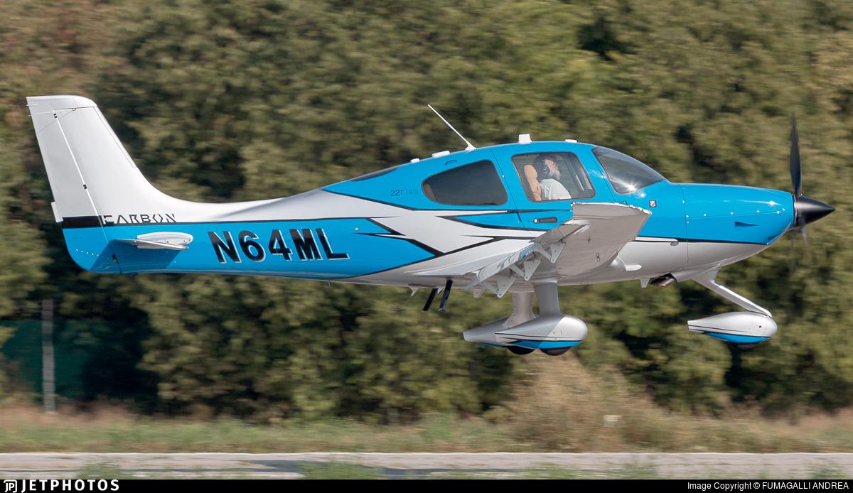 N64ML - Cirrus SR22T-GTS Carbon - Private