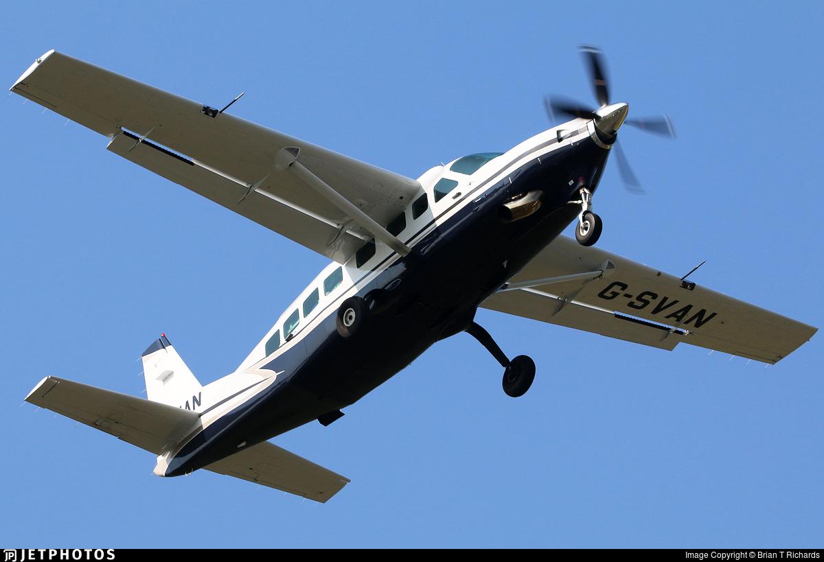 G-SVAN - Cessna 208B Grand Caravan - Private