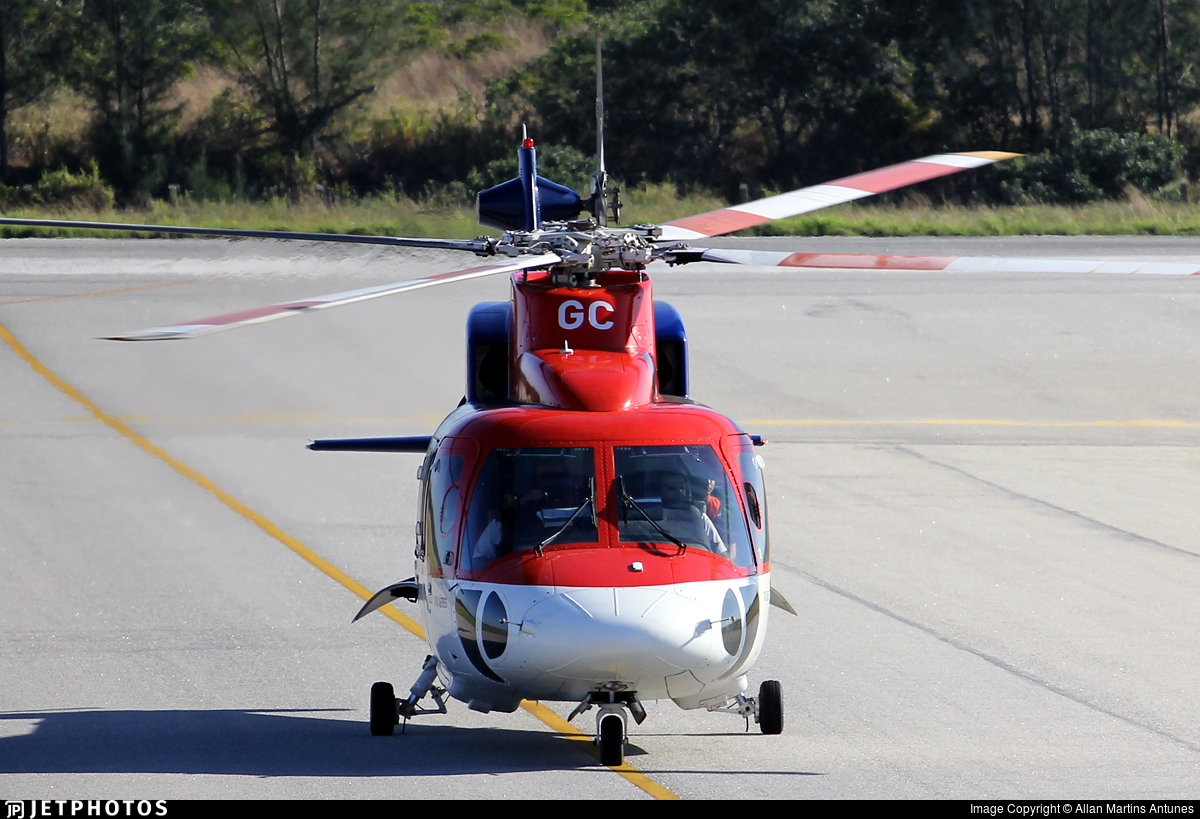 PR-BGC - Sikorsky S-76C - CHC do Brasil Taxi Aereo