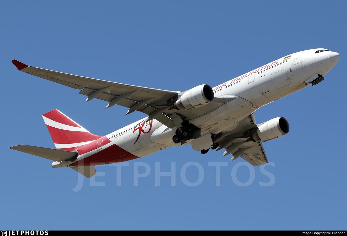 3B-NBL - Airbus A330-202 - Air Mauritius