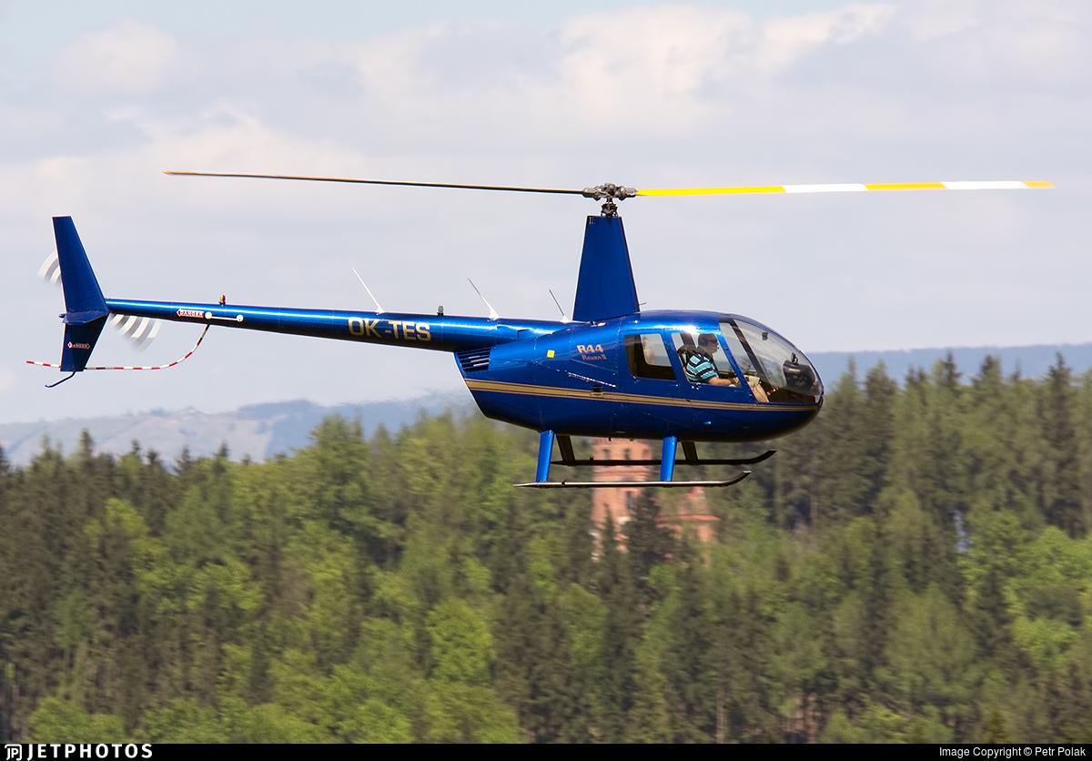 OK-TES - Robinson R44 Raven II - Private
