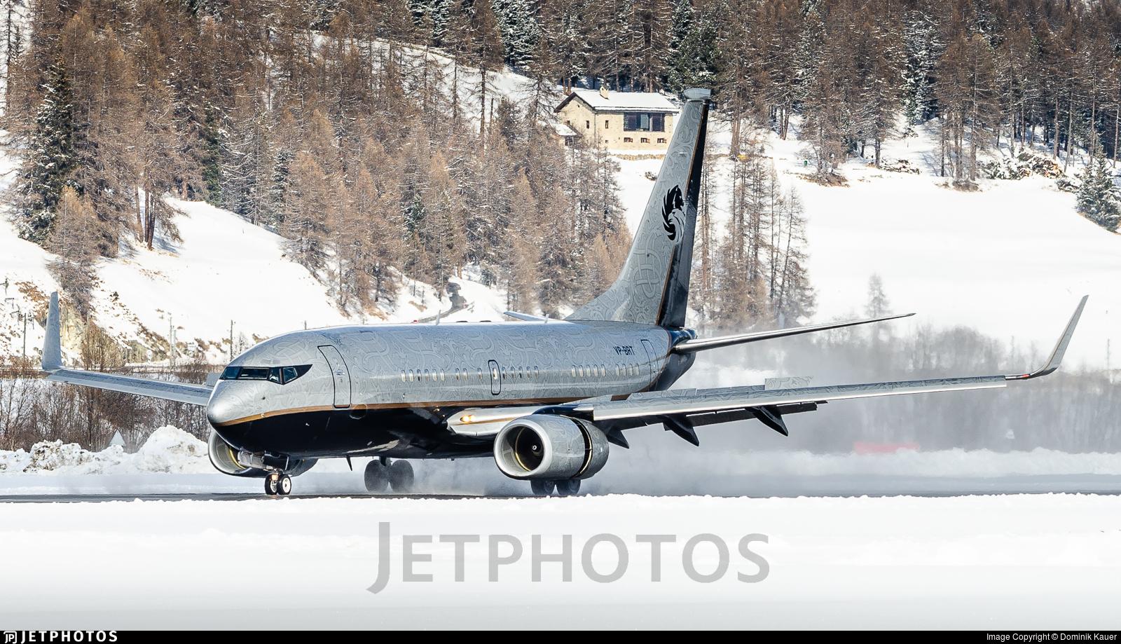 VP-BRT - Boeing 737-7BC(BBJ) - Longtail Aviation