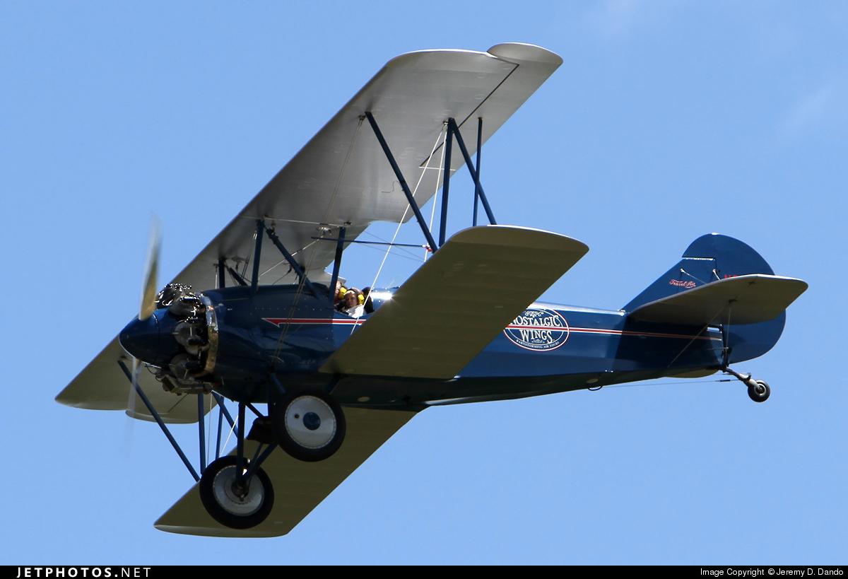 NC397M - Curtiss-Wright Travel Air 4000 - Private