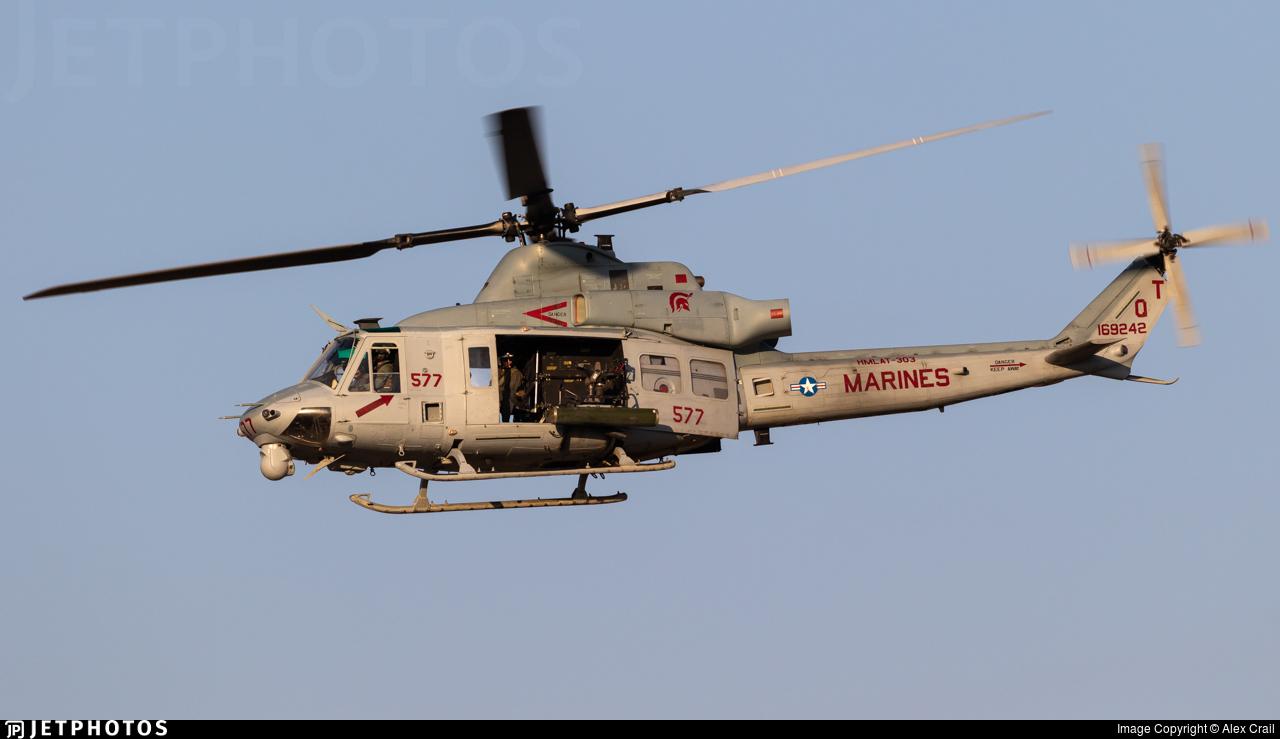 169242 - Bell UH-1Y Venom - United States - US Marine Corps (USMC)
