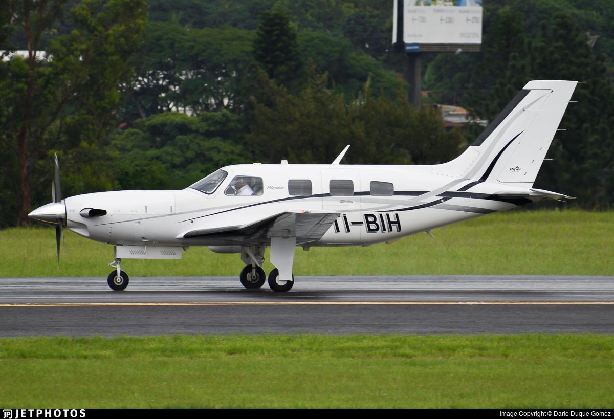 TI-BIH - Piper PA-46-500TP Malibu Meridian - Prestige Wings