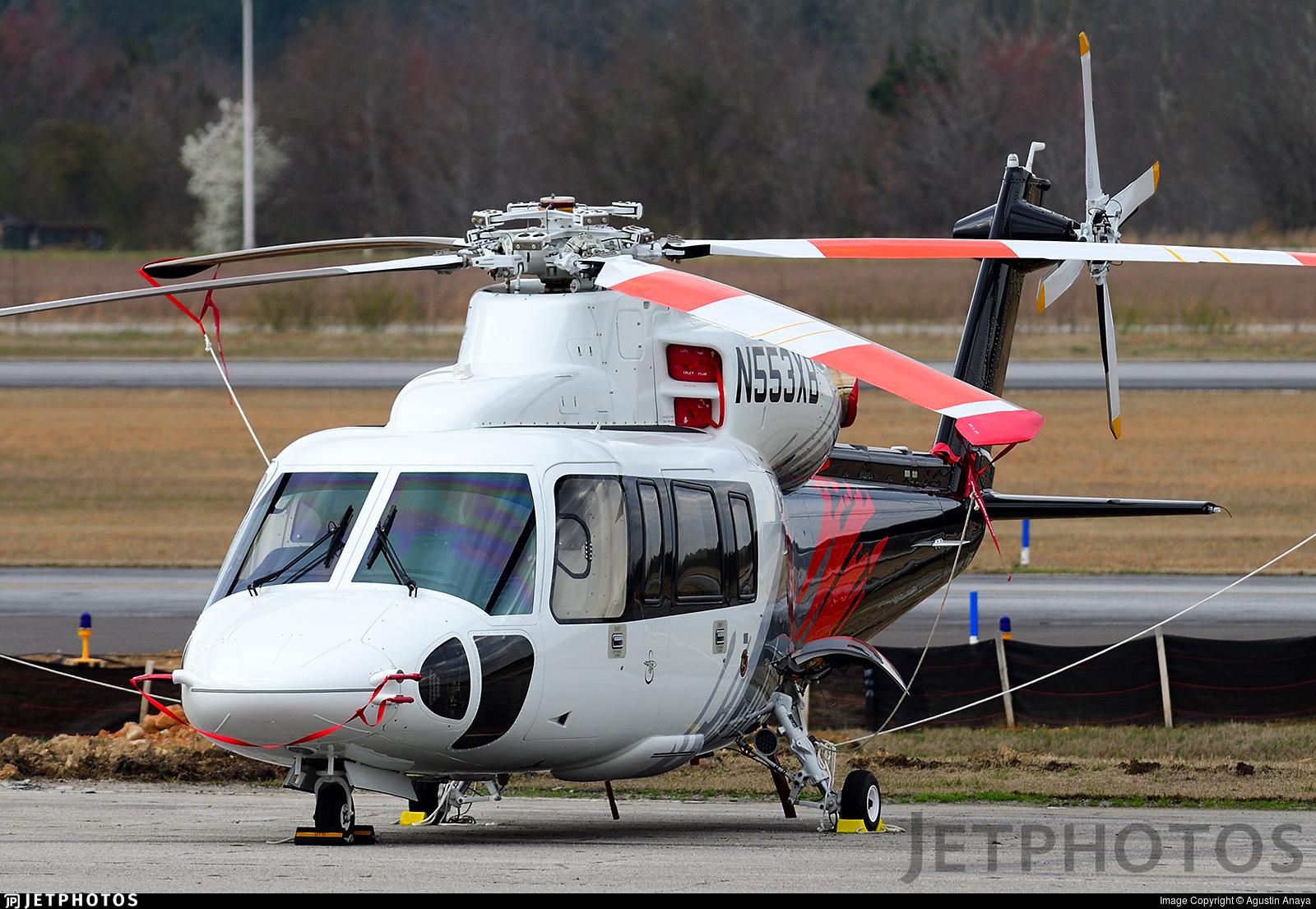 N553XB - Sikorsky S-76D - Sikorsky Aircraft