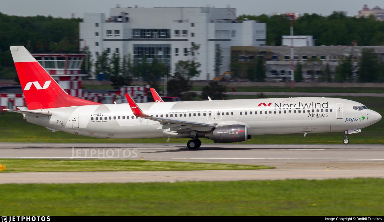 VP-BZV - Boeing 737-9GPER - Nordwind Airlines