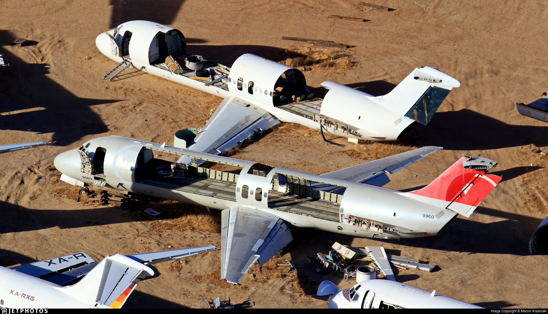 N920RW - McDonnell Douglas DC-9-31 - Untitled