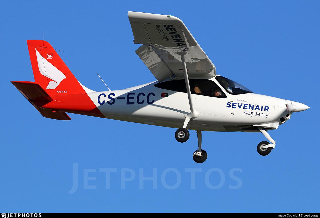 CS-ECC - Tecnam P2008JC MkII - Seven Air