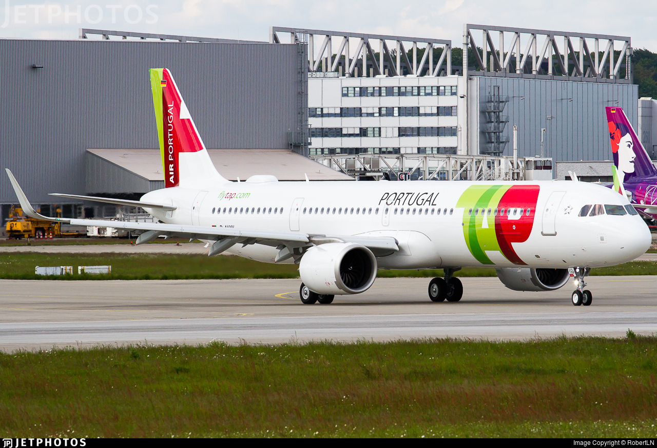 D-AVYY - Airbus A321-251NX - TAP Air Portugal