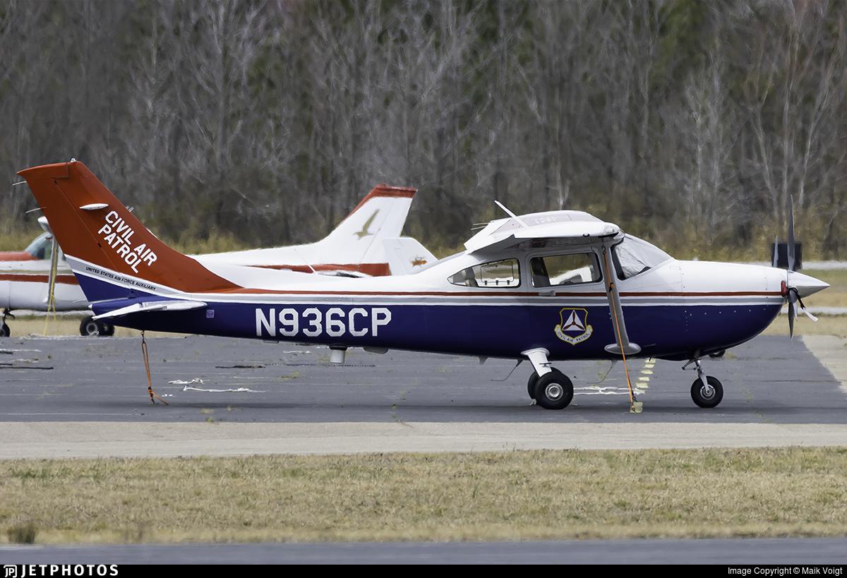 N936CP - Cessna 182T Skylane - United States - US Air Force Civil Air Patrol
