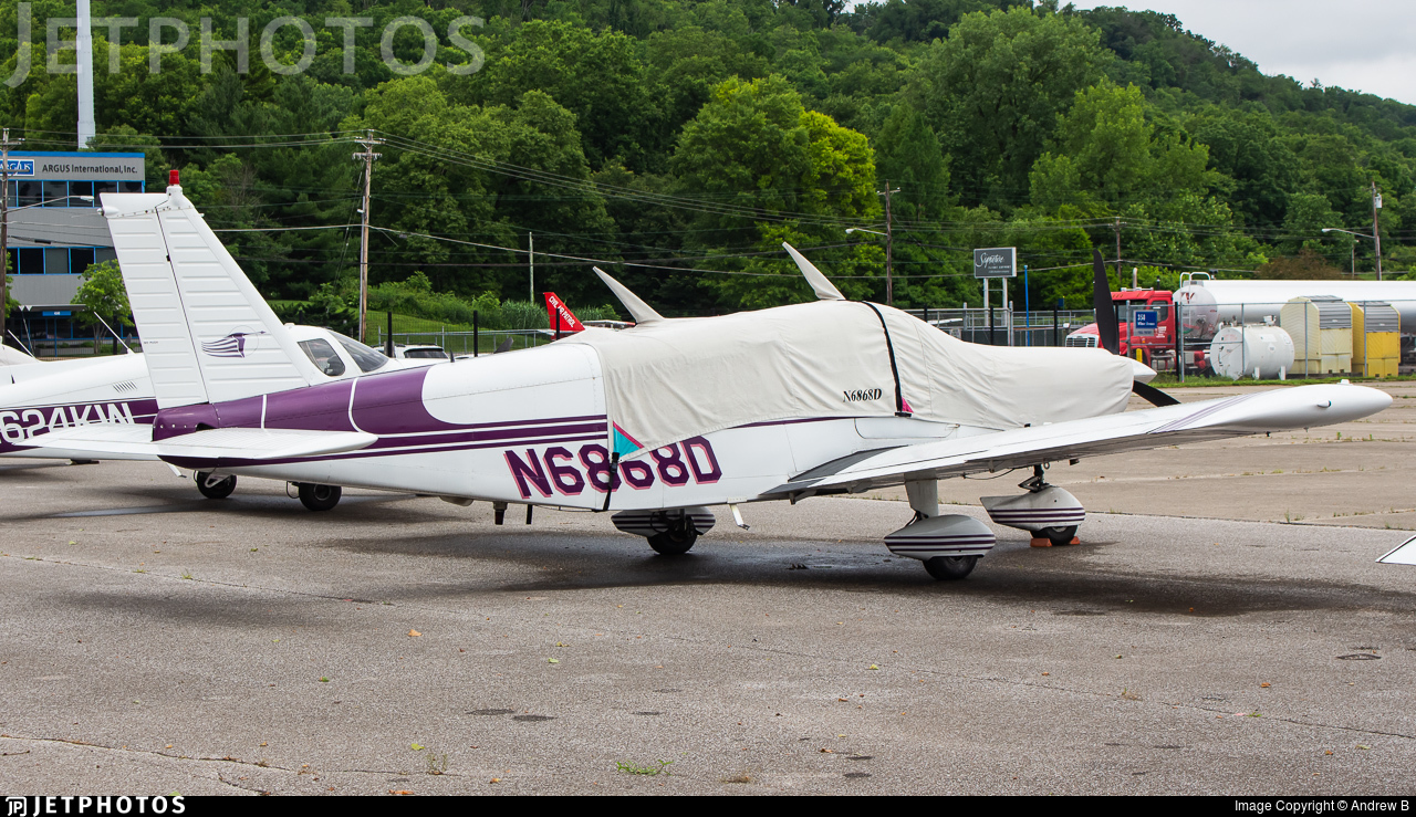 N6868D - Piper PA-32-300 Cherokee Six - Private