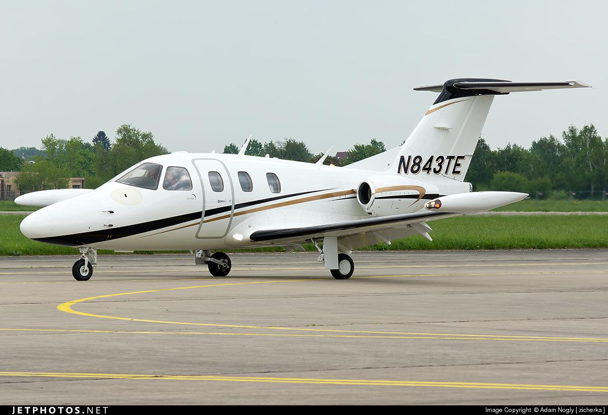 N843TE | Eclipse 500 | Eclipse Aviation | Adam Nogly ... Eclipse Jet