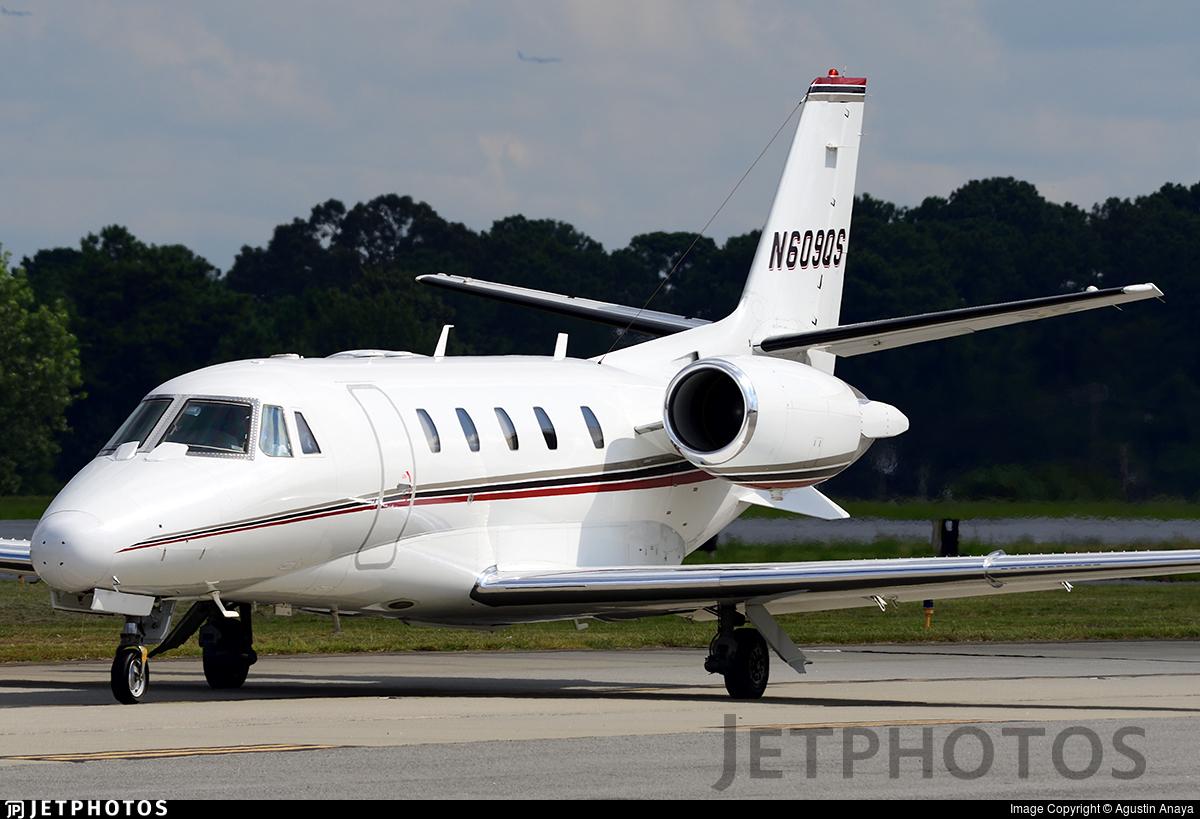 N609QS - Cessna 560XL Citation Excel - NetJets Aviation