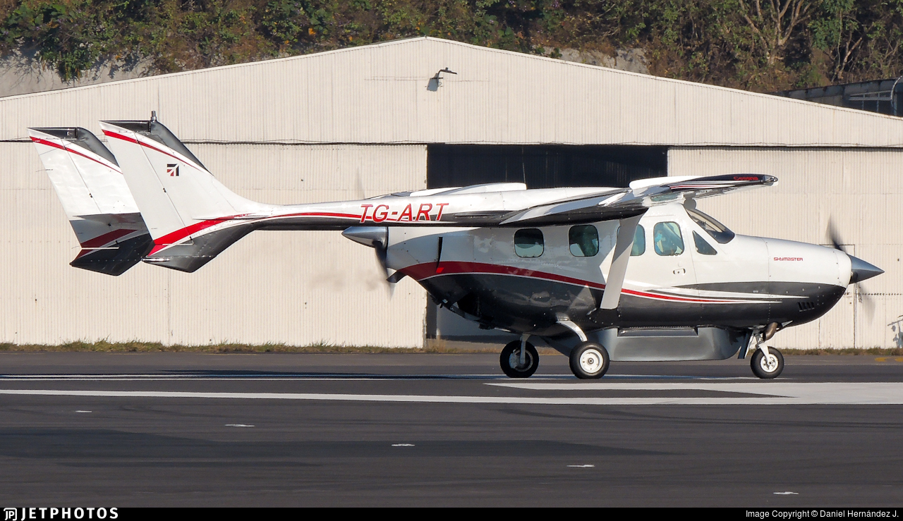 TG-ART - Cessna T337G Skymaster - Private