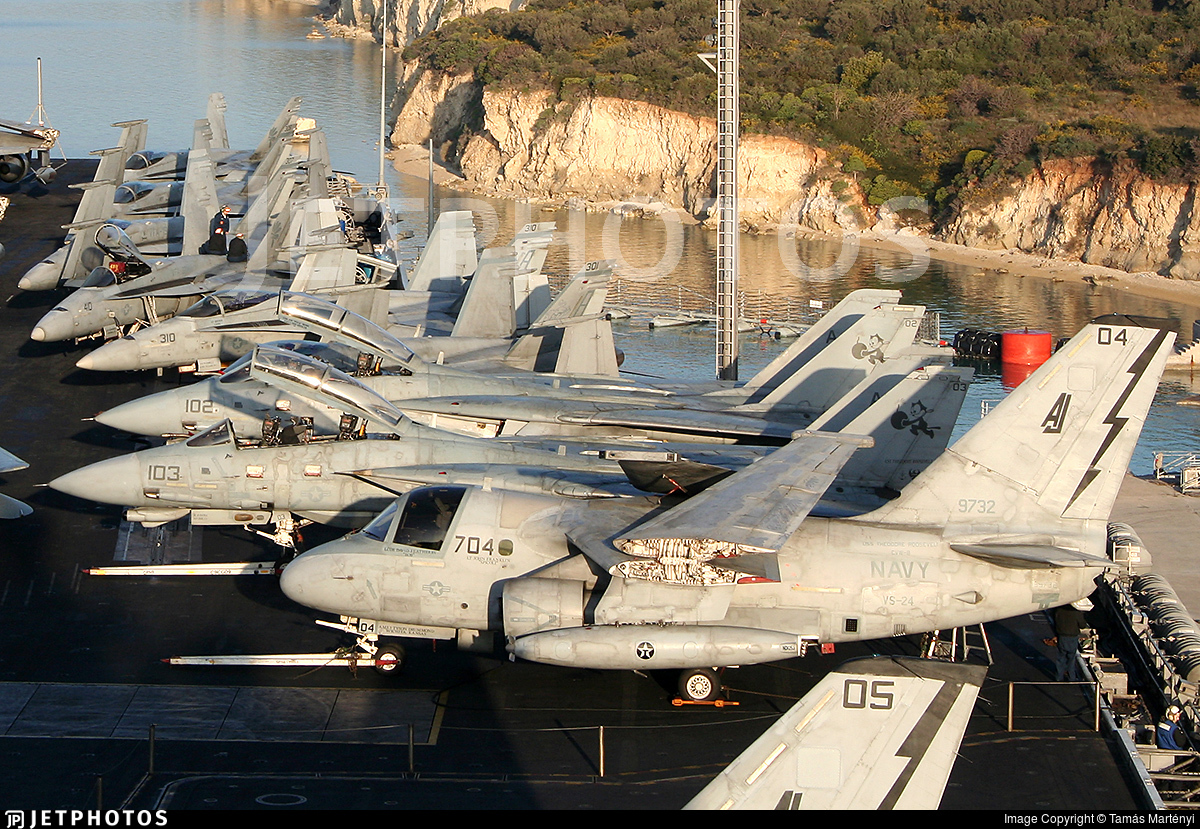 160143 - Lockheed S-3B Viking - United States - US Navy (USN)