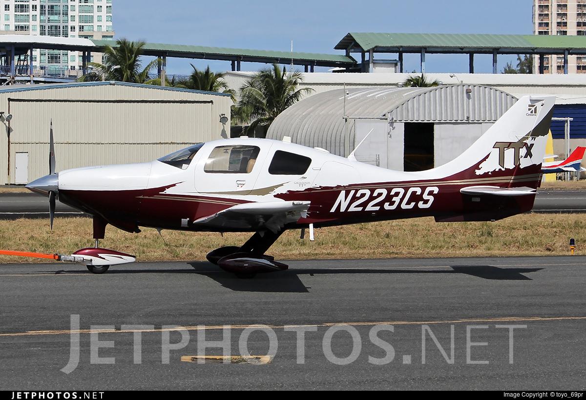 N223CS - Cessna T240 Corvalis TTX - Private