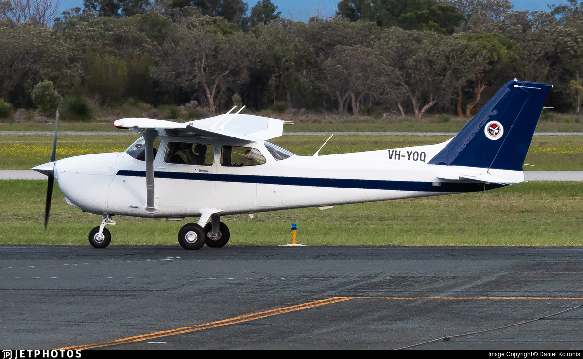 VH-YOQ - Cessna 172S Skyhawk SP - Singapore Flying College