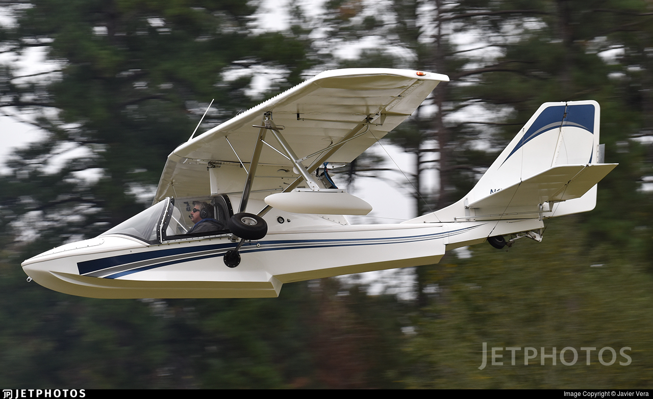 N17TS - Progressive Aerodyne Searey LSX - Private