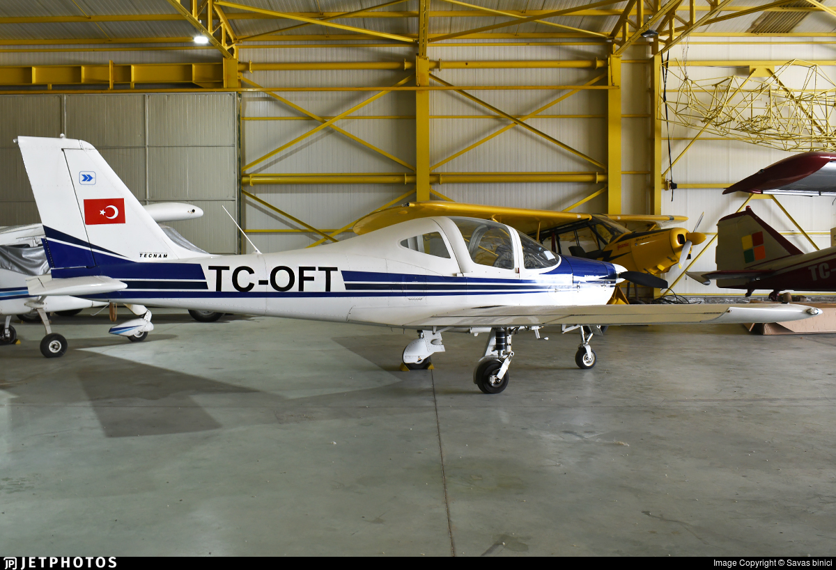 TC-OFT - Tecnam P2002JR Sierrra - Private