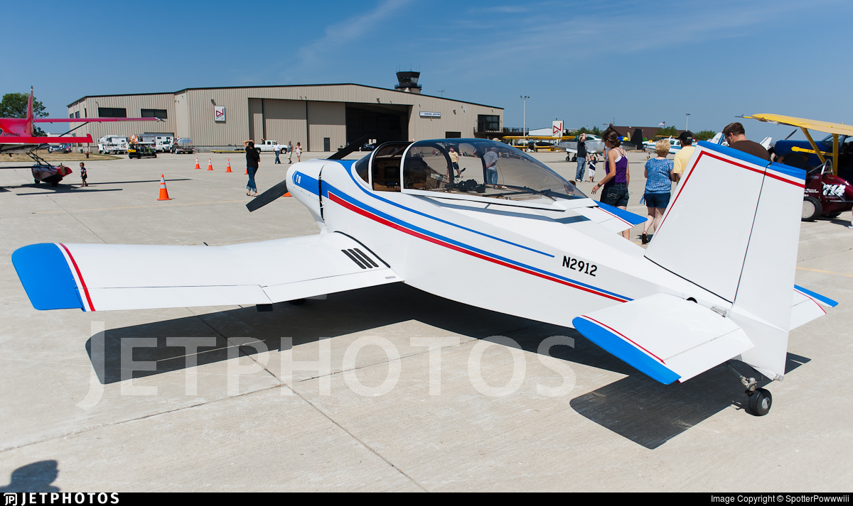 N2912 - Thorp T18 - Private